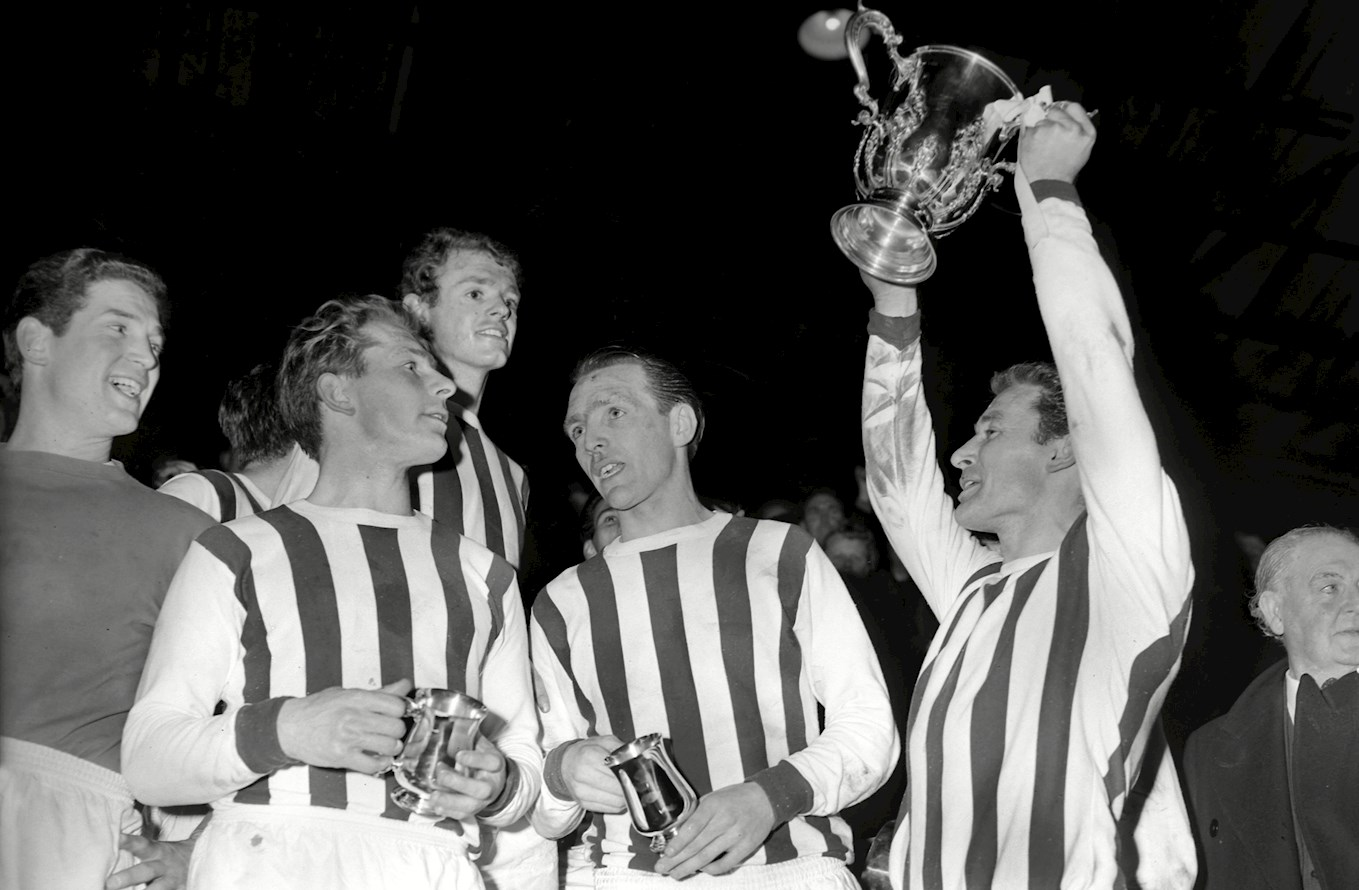 Graham Williams West Ham League Cup 1966.jpg