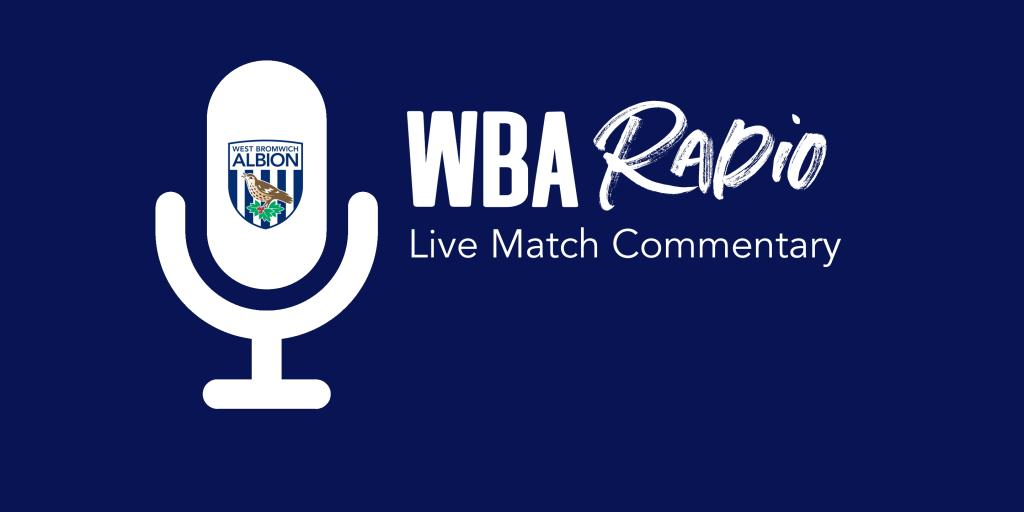 Live Commentary   West Bromwich Albion
